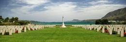 British and Commonwealth War Cemetery, Souda Bay, Crete