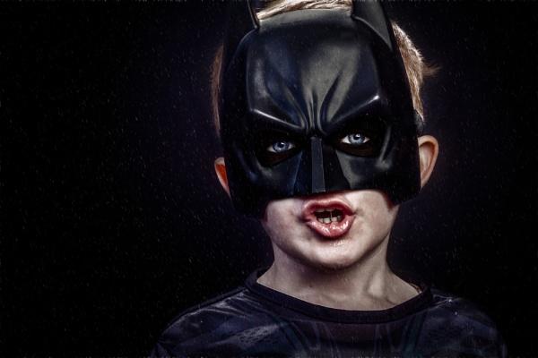 Batman by MonochromeTear