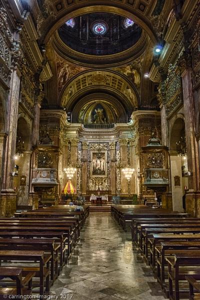 Basílica de la Mercè, Barcelona by CImagery