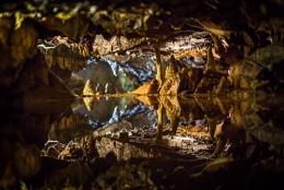Cheddar Gorge cave