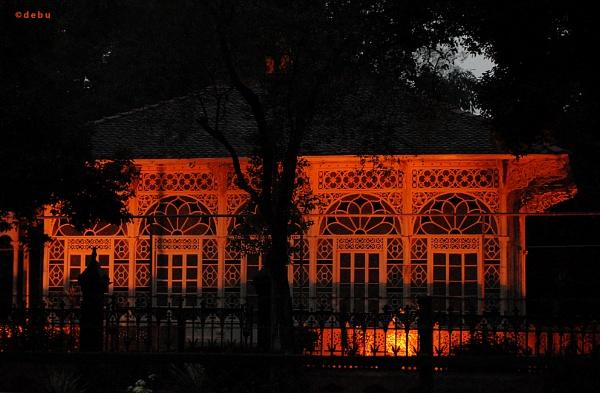 Upasana Griha / Prayer Hall by debu