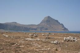 Monte Cofano, Sicily.