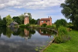 Hunsett Mill, Norfolk