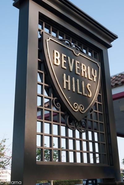 Beverly Hills by Swarnadip