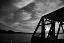 Pontoon boat by djh698
