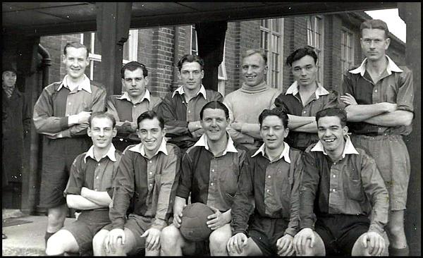 Lymm Grammar School Old Boy\'s team. by salopian