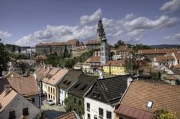Cesky Krumlov, South Bohemia