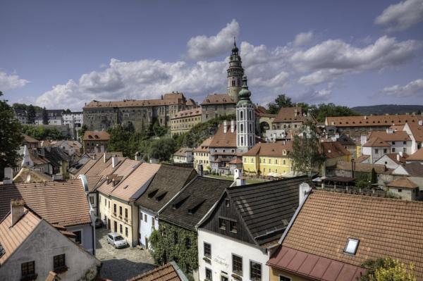 Cesky Krumlov, South Bohemia by pepino