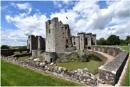 Raglan Castle by johnriley1uk