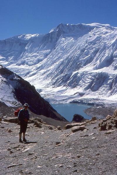 Tilicho Lake and a bit of Annapurna history
