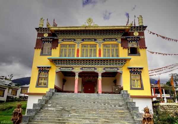 Tibetean Monastery [Bir] India 2