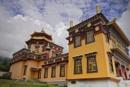 Tibetean Monastery [Bir] India 3 by Bantu