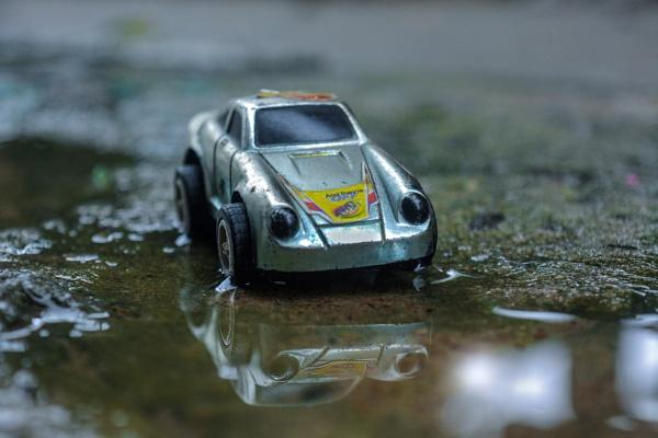 Little car by Sandipan