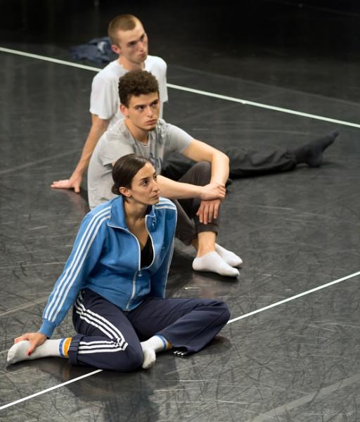 Dance Company Class by HansNeesand
