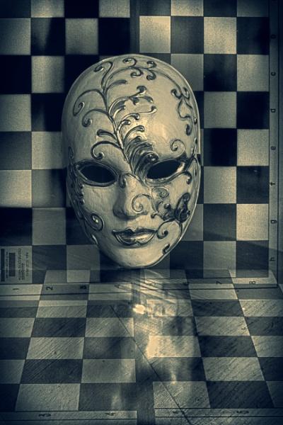 Mask by Zenonas