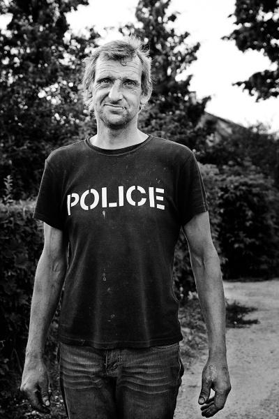 POLICE by Altijus