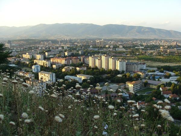 Skopje Macedonia by PhotoHeritage