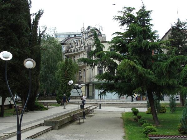 Skopje Center Macedonia by PhotoHeritage