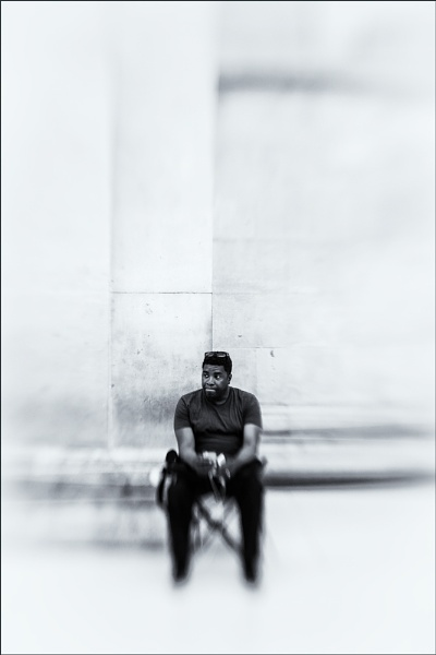 Patiently waiting by sherlob