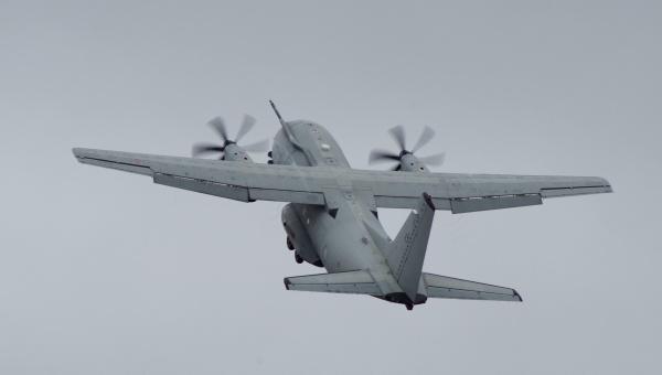 C-27J Spartan by Kako