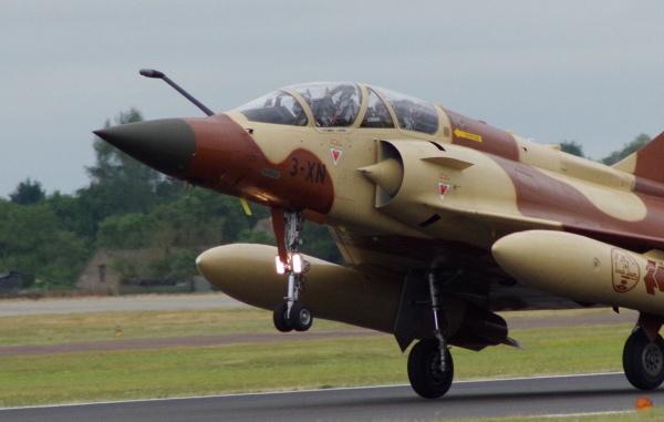 Mirage 2000D by Kako