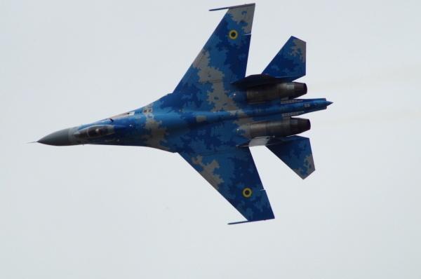 Sukhoi SU-27 Flanker by Kako