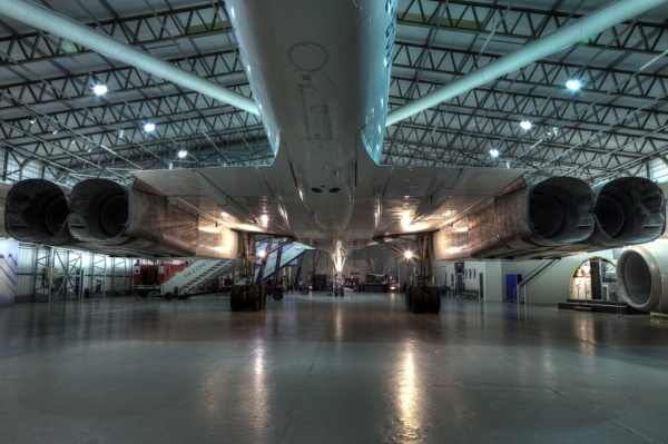 The working end of a Concorde by peterellison