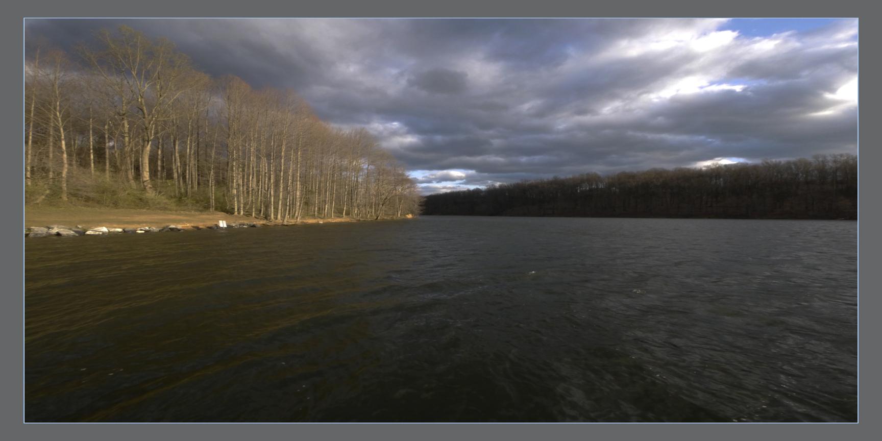 Lake at MerryLand USA