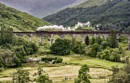 """""""Hogwarts Express"""" on the Glenfinnan viaduct by tonyheps"""