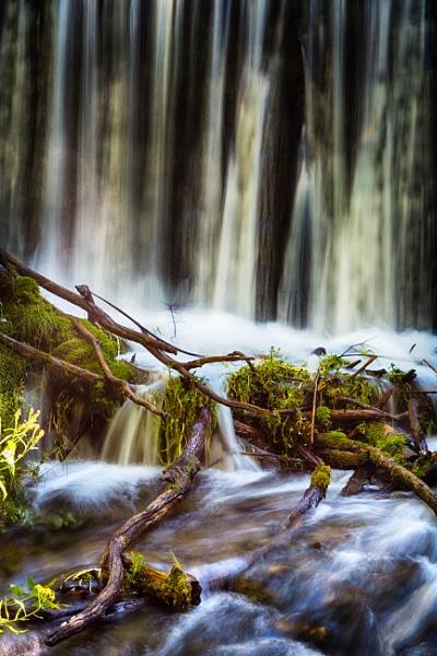 Waterfall Dreams by mlseawell