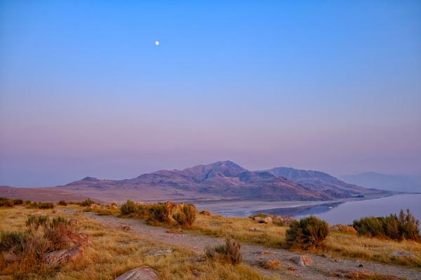 Antelope Island Unleashed by mlseawell