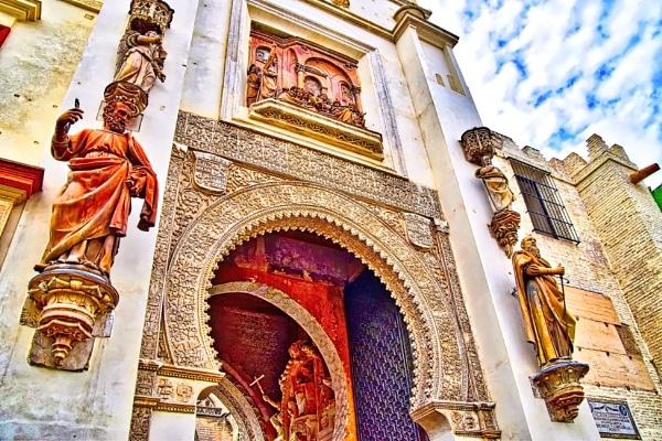 Entrance. by WesternRed