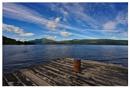 Loch Lomond by notsuigeneris