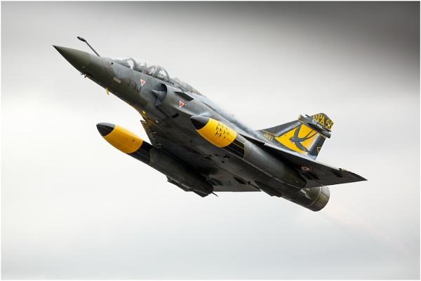 Dassault Mirage by dark_lord