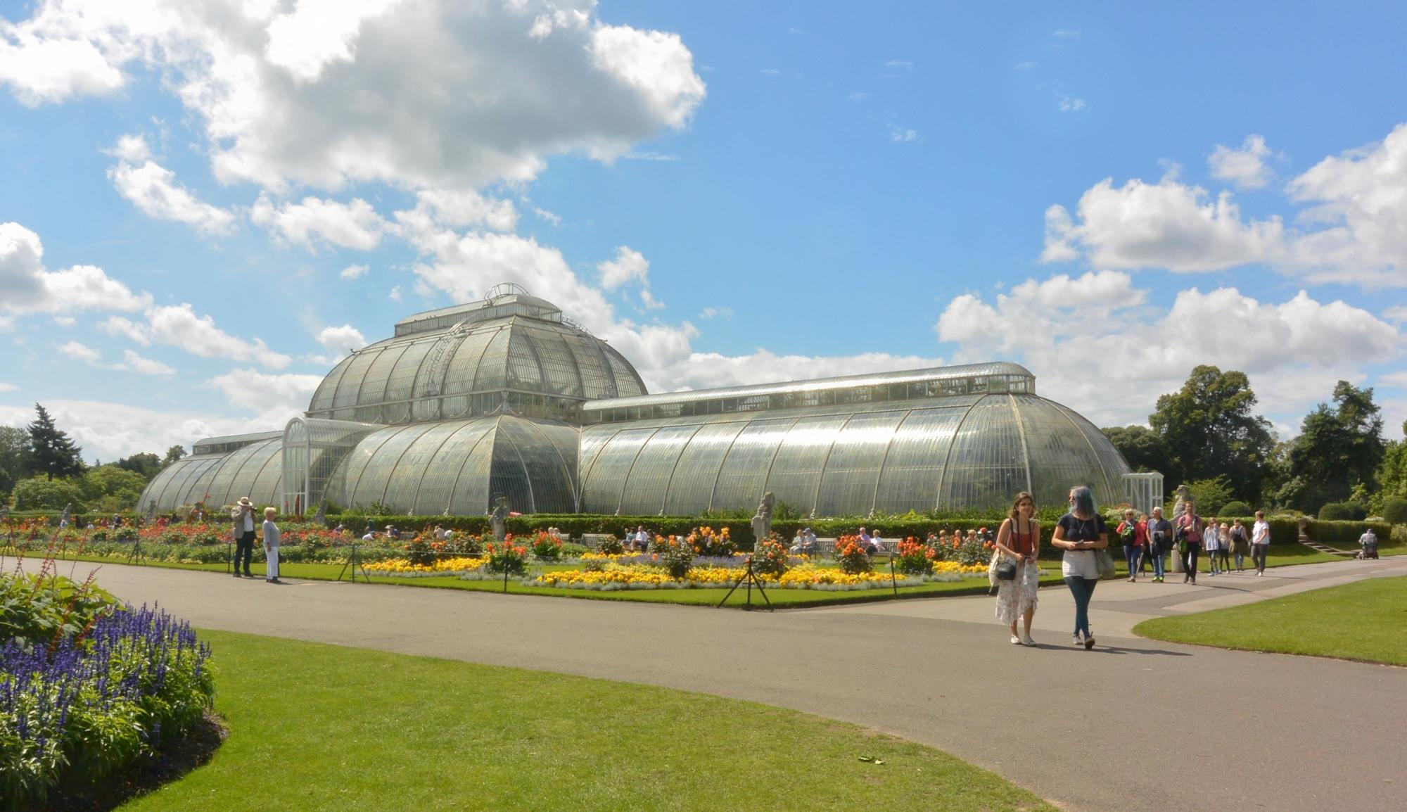 Palmhouse, Kew Gardens