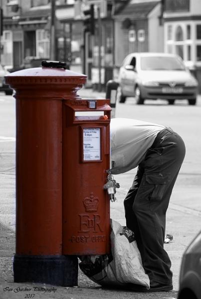 The Postman Calls by Lord_Raglan