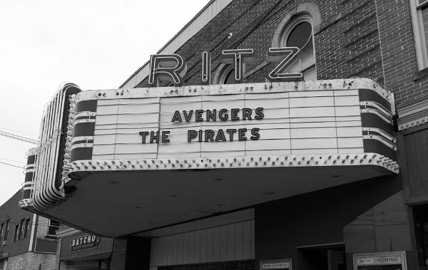 The Ritz by NevJB