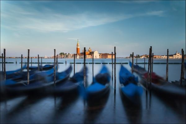 Chiesa di San Giorgio Maggiore, Venice by Les_Cornwell