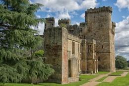 Belsay Castle, Northumberland