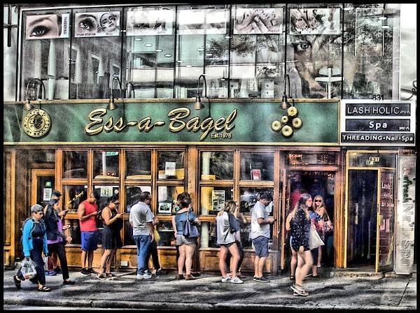 Es a Bagle by DonSchaeffer