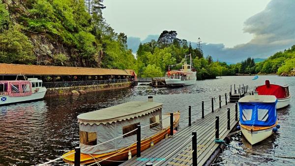 Loch Katrine. by Tooma