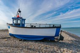 Photo : Resting Boat