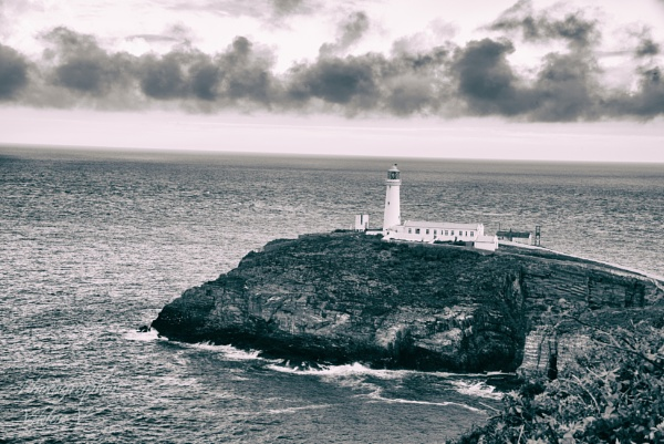 South Stack by Sambomma