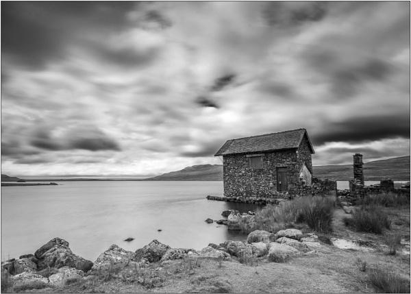 Boathouse at Devoke Water by DTM