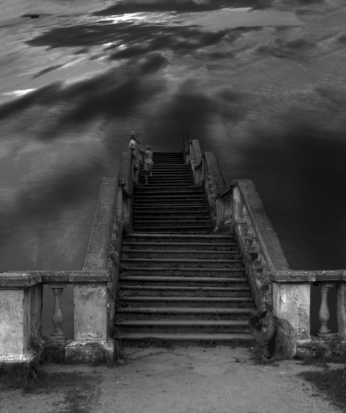 stairs to heaven by Danas