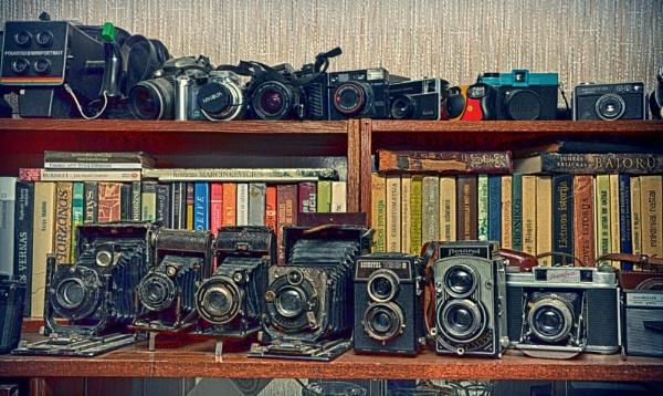 Home library... by Zenonas
