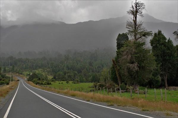 Foggy Road by PentaxBro