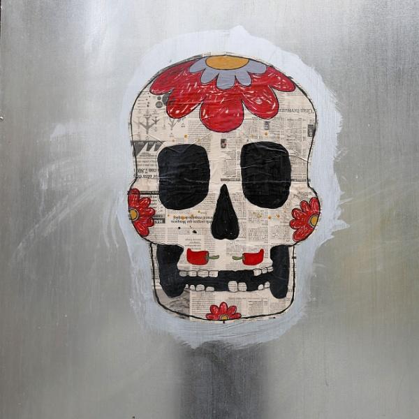 Street Art, Vigo, Galicia by tonycullen