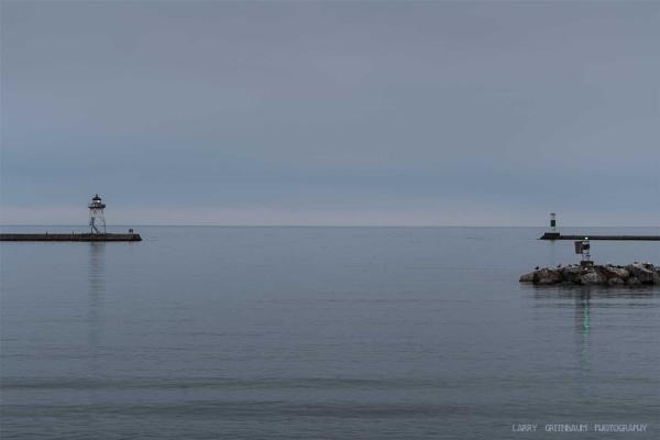 Lake Superior Harbor by LarryG