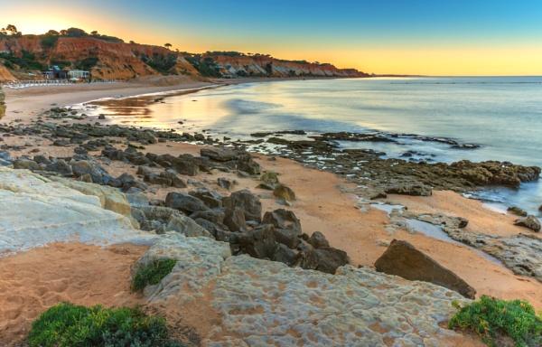 Good morning  Algarve, the way to Vila Mora by fototrip35